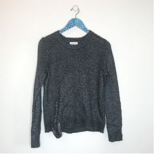 Feel The Piece Terre Jacobs Destroyed Sweater